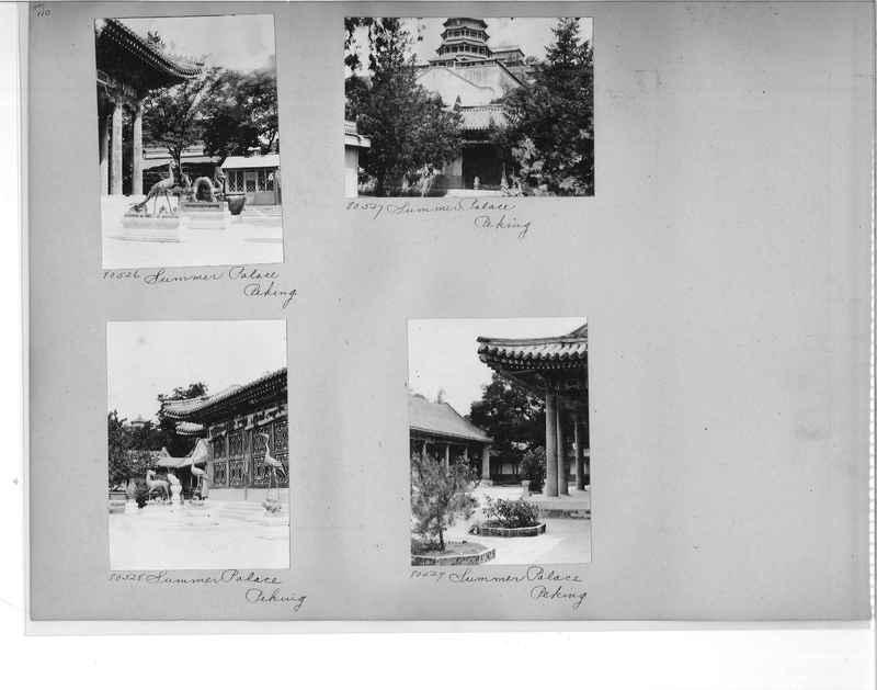 Mission Photograph Album - China #10 pg. 0110