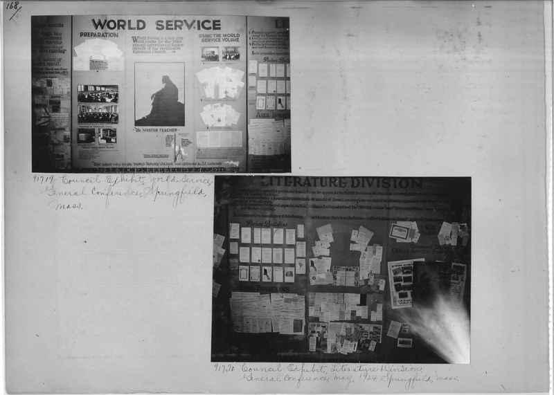 Mission Photograph Album - Miscellaneous #02 Page 0168