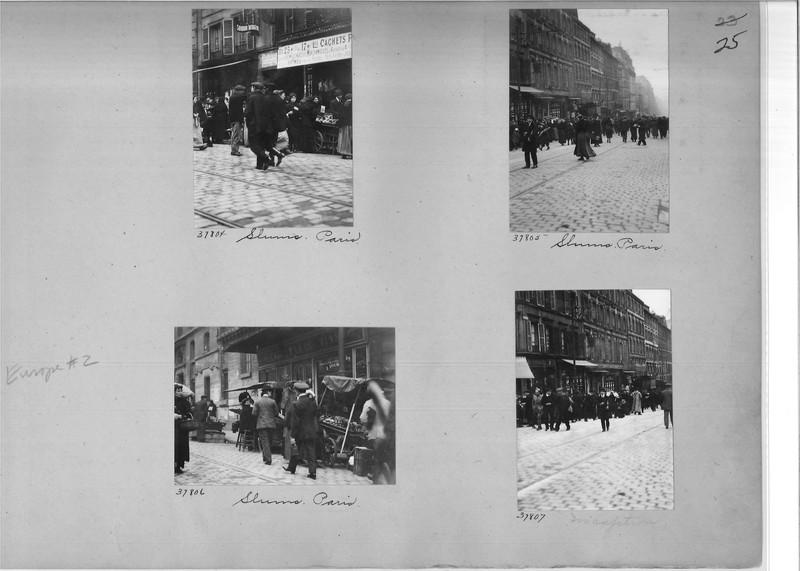 Mission Photograph Album - Europe #02 Page 0025