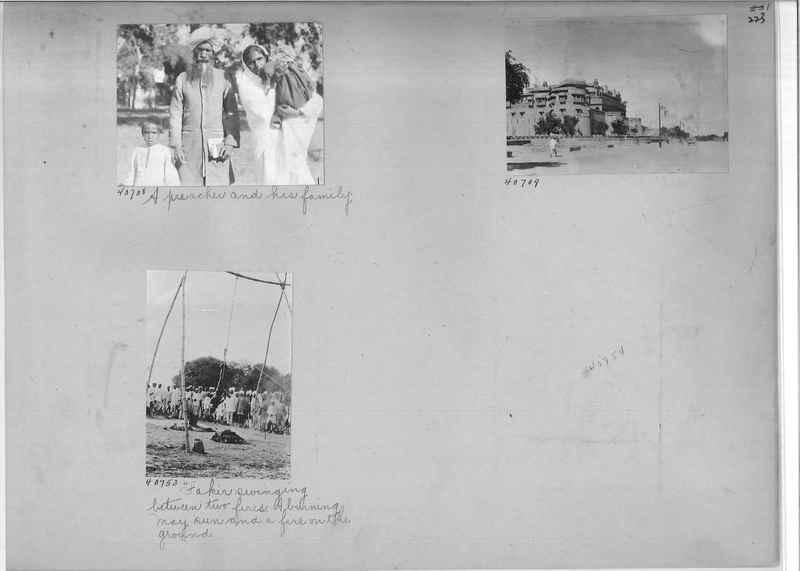 Mission Photograph Album - India #05_0223