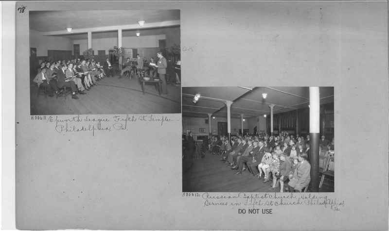 Mission Photograph Album - Cities #16 page 0078