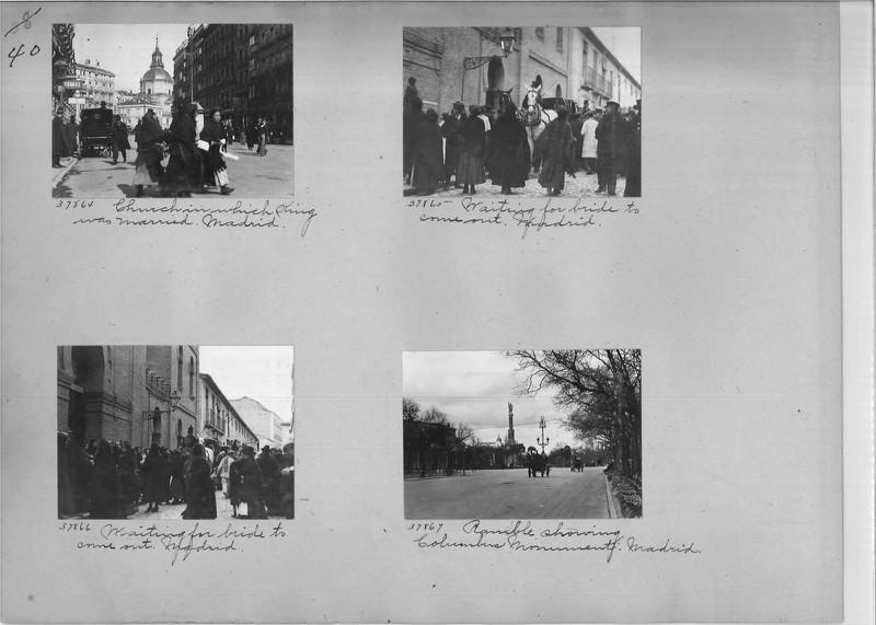 Mission Photograph Album - Europe #02 Page 0040