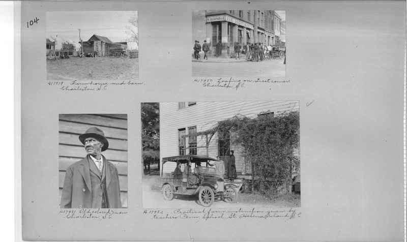 Mission Photograph Album - Negro #2 page 0104