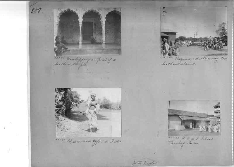 Mission Photograph Album - India #07 Page_0188