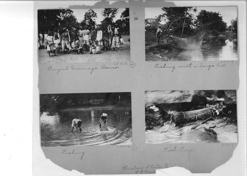 Mission Photograph Album - India - O.P. #02 Page 0034
