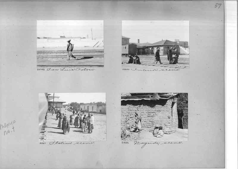 Mission Photograph Album - Mexico #04 page 0057
