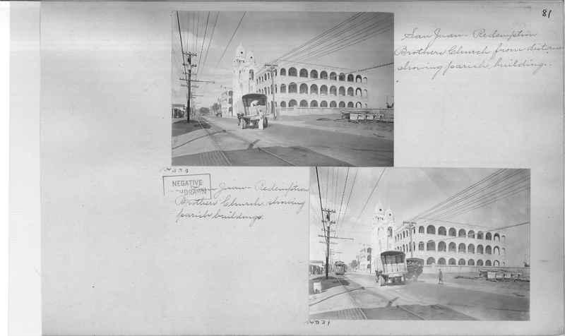 Mission Photograph Album - Puerto Rico #1 page 0081