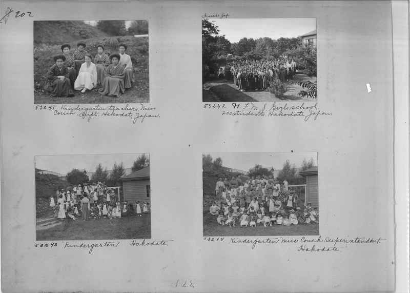Mission Photograph Album - Japan #03 Page 0202