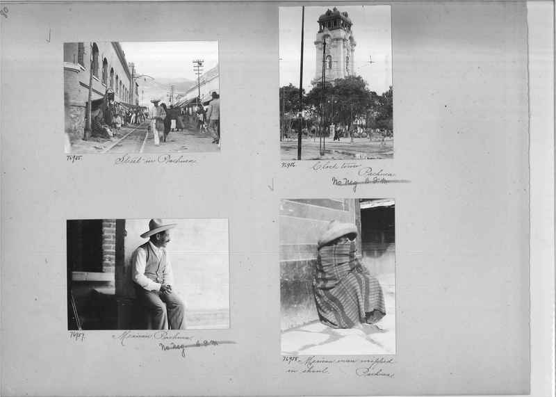 Mission Photograph Album - Mexico #05 page 0080