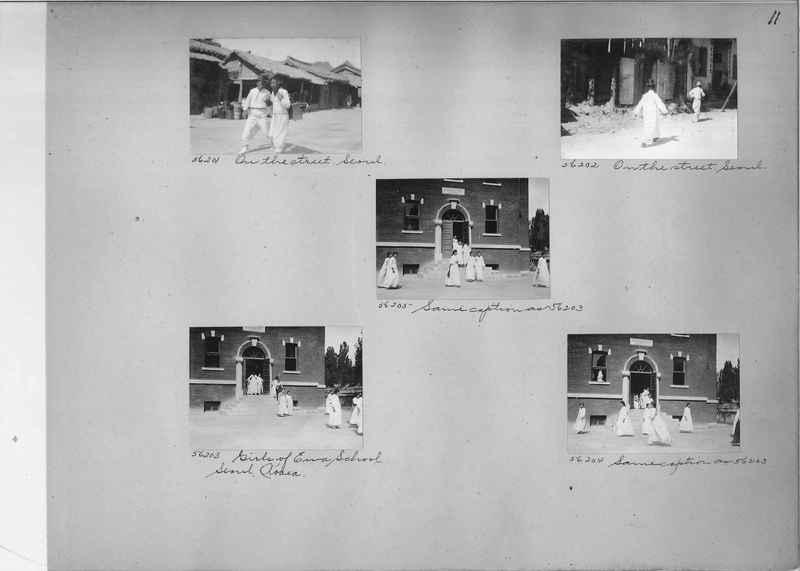 Mission Photograph Album - Korea #5 page 0011