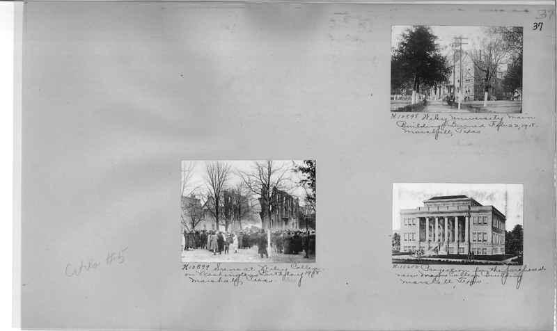 Mission Photograph Album - Cities #5 page 0037
