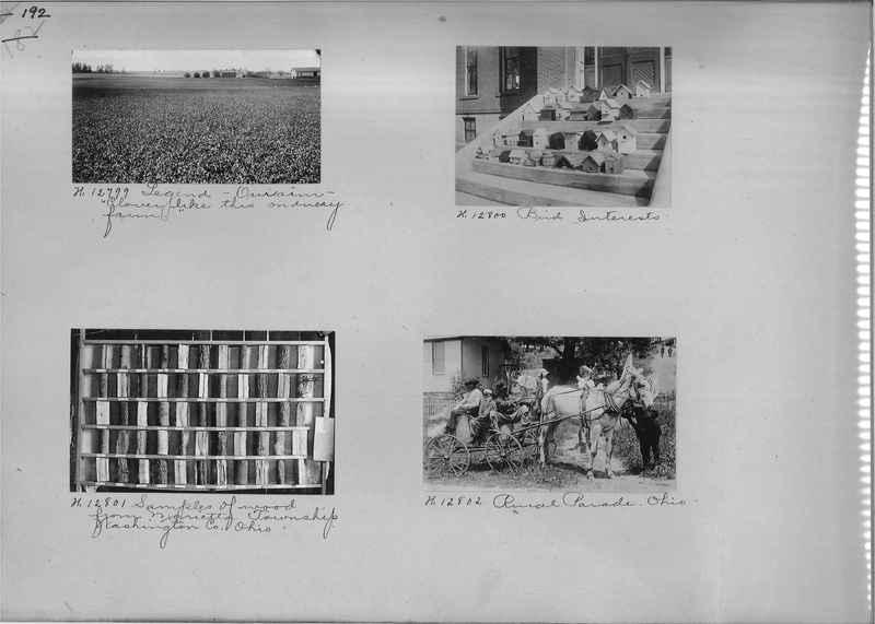 Mission Photograph Album - Rural #03 Page_0192