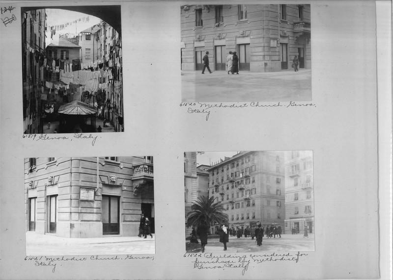 Mission Photograph Album - Europe #04 Page 0124