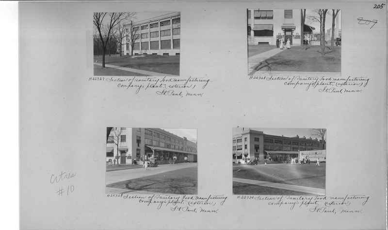 Mission Photograph Album - Cities #10 page 0205