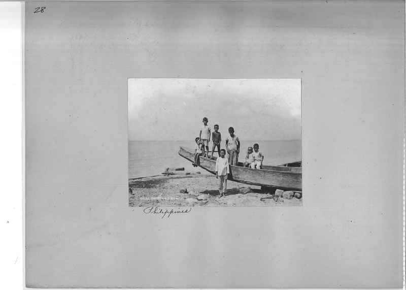 Mission Photograph Album - Philippines OP #01 page 0028