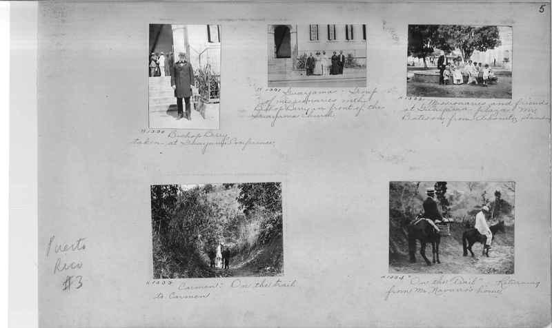 Mission Photograph Album - Puerto Rico #3 page 0005