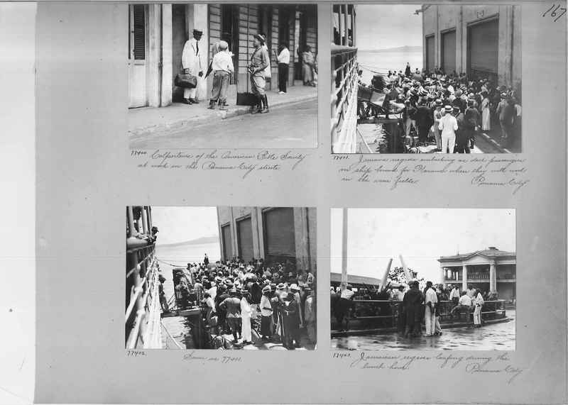 Mission Photograph Album - Panama #03 page 0167