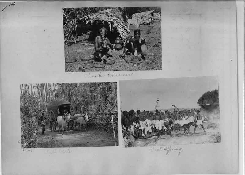 Mission Photograph Album - India - O.P. #01 Page 0106