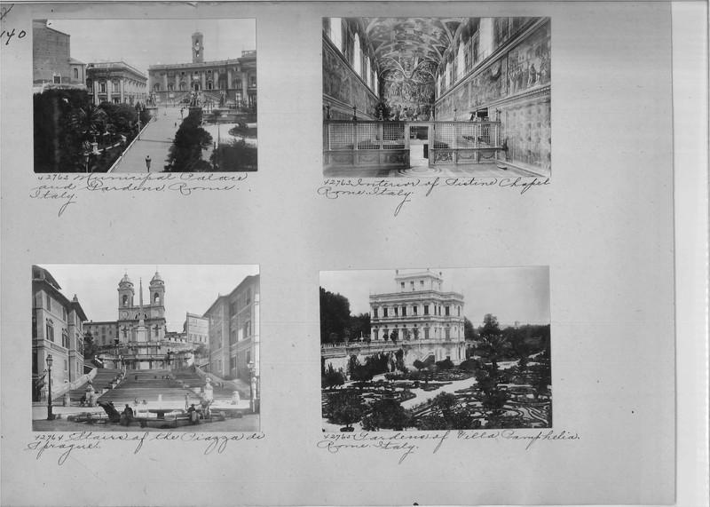 Mission Photograph Album - Europe #02 Page 0140