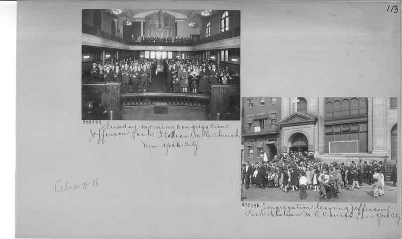 Mission Photograph Album - Cities #16 page 0113