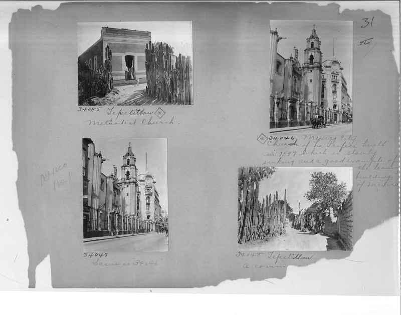 Mission Photograph Album - Mexico #01 Page_0031