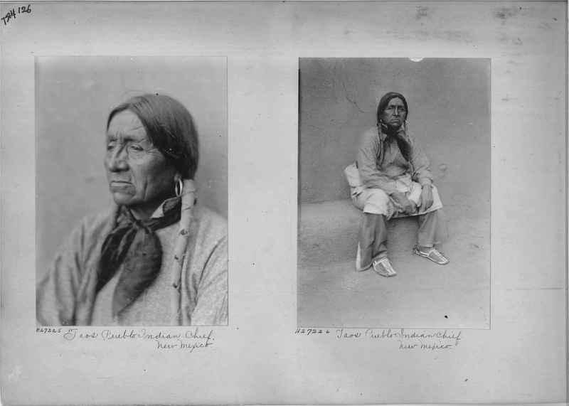 Mission Photograph Album - Indians #2 page_0126