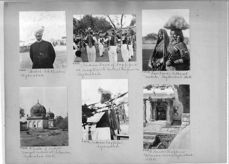Mission Photograph Album - India #13 Page 0098