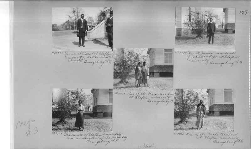 Mission Photograph Album - Negro #3 page 0107