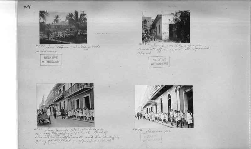 Mission Photograph Album - Puerto Rico #2 page 0144