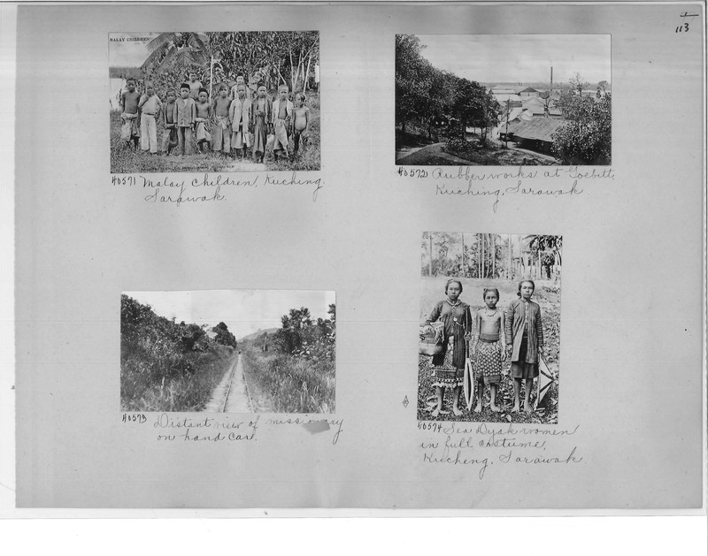Mission Photograph Album - Malaysia #2 page 0113