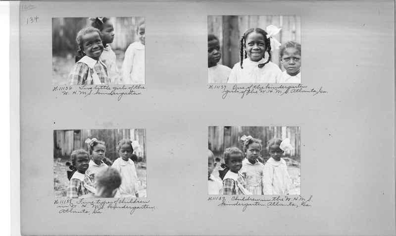 Mission Photograph Album - Negro #1 page 0134