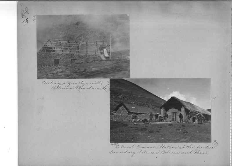 Mission Photograph Album - South America O.P. #2 page 0078