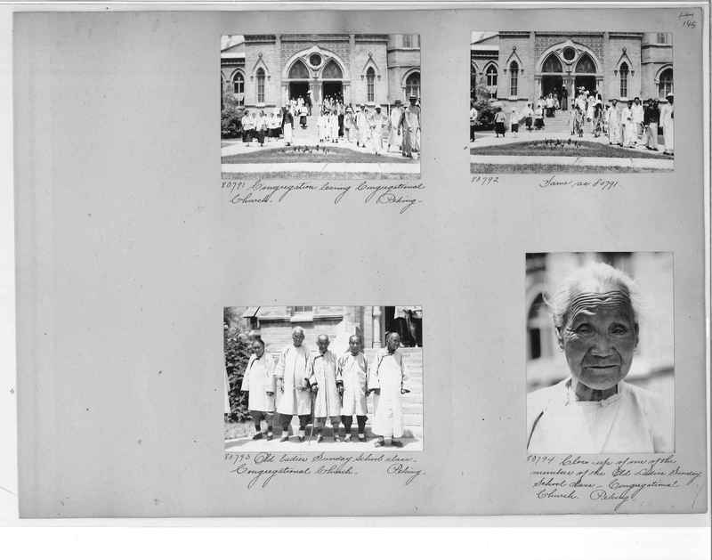 Mission Photograph Album - China #10 pg. 0145