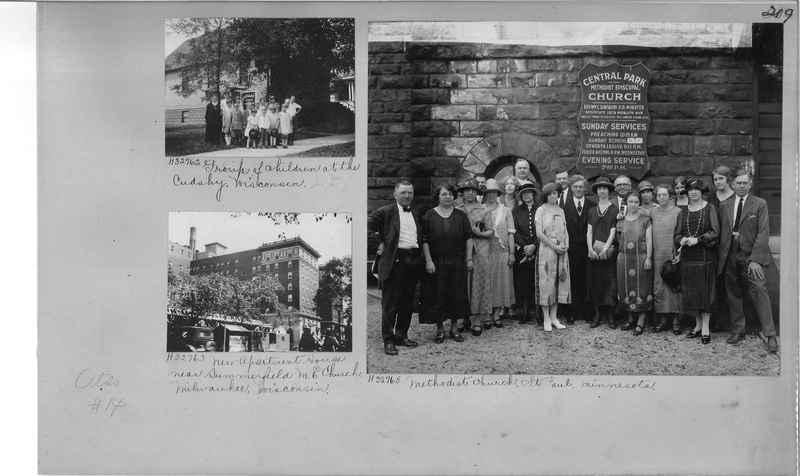 Mission Photograph Album - Cities #14 page 0219