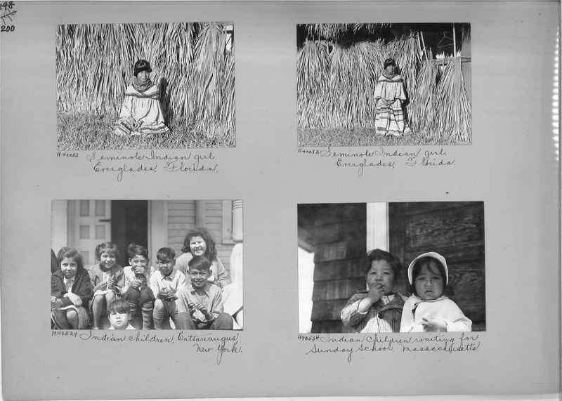 Mission Photograph Album - Indians #2 page_0200