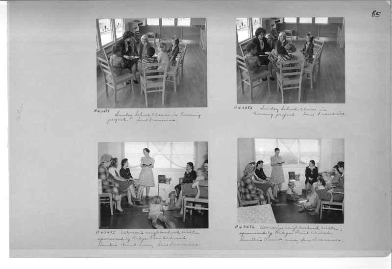 Mission Photograph Album - Cities #18 page 0085