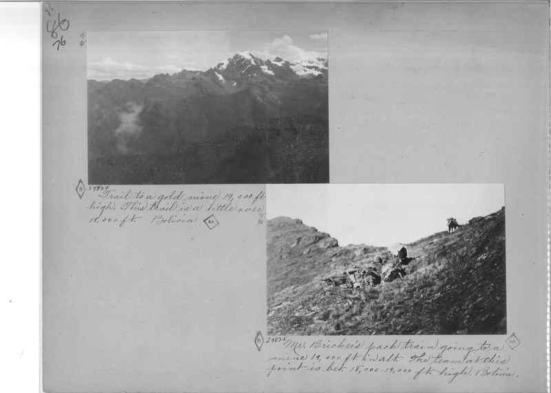 Mission Photograph Album - South America O.P. #2 page 0076