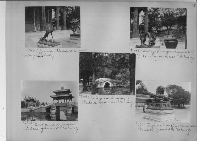 Mission Photograph Album - China #15 page 0015