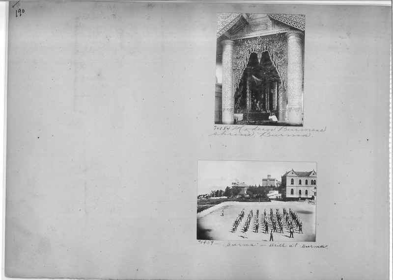 Mission Photograph Album - Burma #1 page 0190