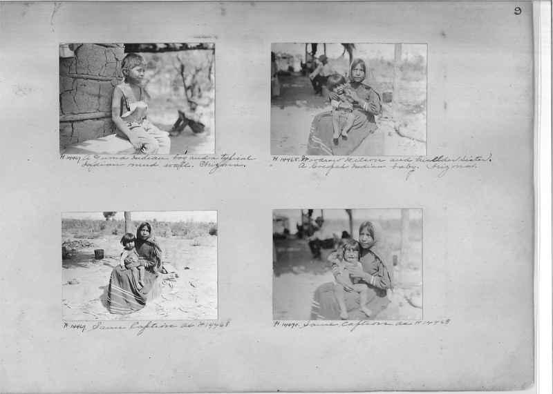 Mission Photograph Album - Indians #2 page_0009