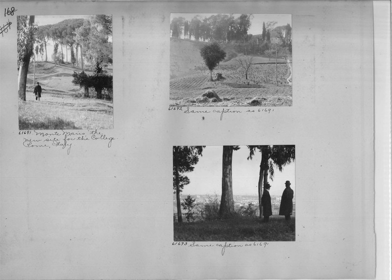 Mission Photograph Album - Europe #04 Page 0168