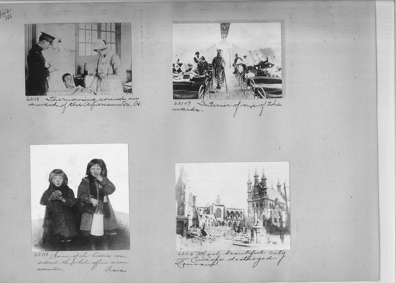 Mission Photograph Album - Europe #03 Page 0166
