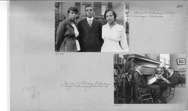 Mission Photograph Album - Negro #2 page 0201