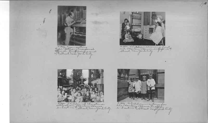 Mission Photograph Album - Cities #10 page 0011