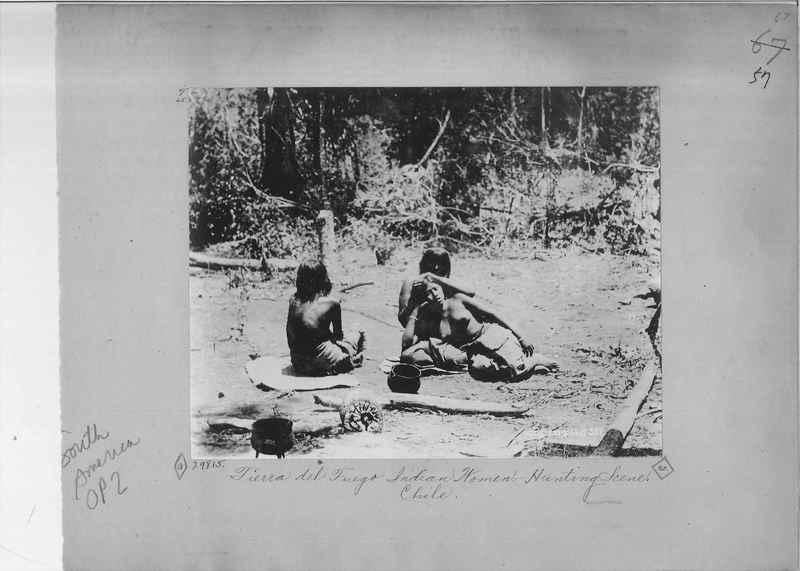 Mission Photograph Album - South America O.P. #2 page 0057
