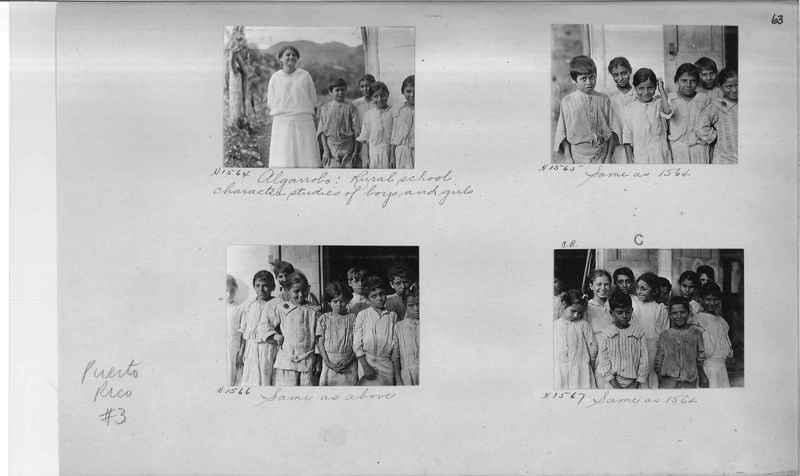 Mission Photograph Album - Puerto Rico #3 page 0063