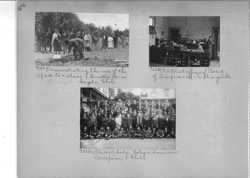 Misson Photograph Album - South America #8 page 0024