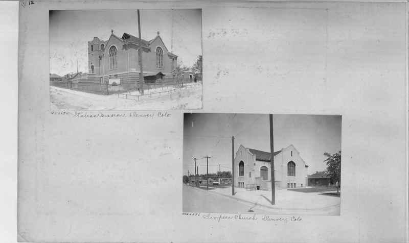 Mission Photograph Album - Cities #12 page 0012