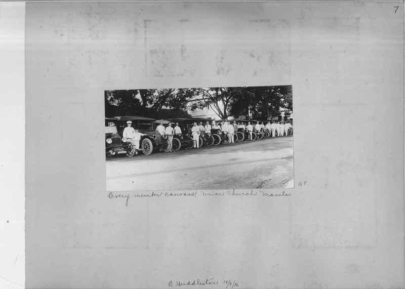 Mission Photograph Album - Philippines OP #01 page 0007