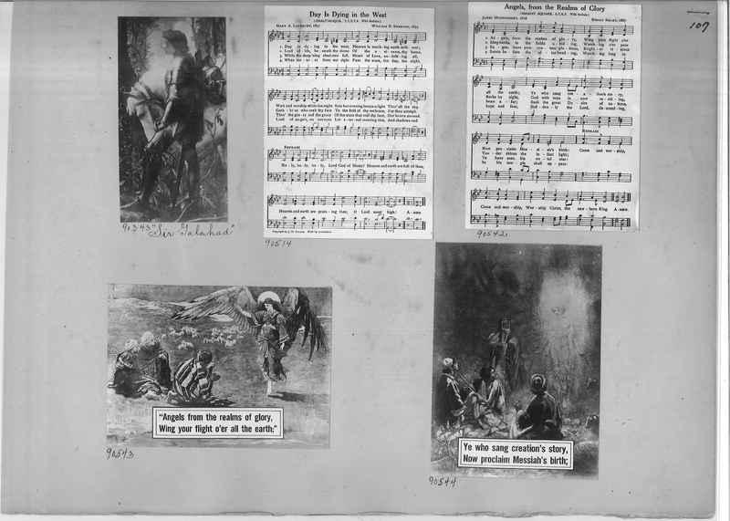 Mission Photograph Album - Miscellaneous #02 Page 0107